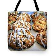 Cinnamon Muffins Tote Bag