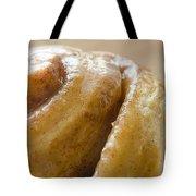 Cinnamon Roll Tote Bag