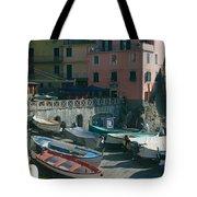 Cinque Terre 3 Tote Bag