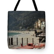 Cinque Terre 7 Tote Bag
