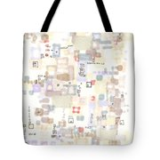 Cipher Tote Bag