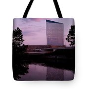 Cira Centre Tote Bag by Rona Black