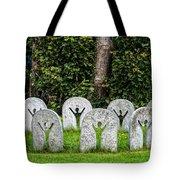 Circle Of Friends Tote Bag