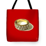Circle Of Love Tote Bag