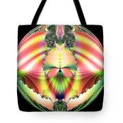 Circle Of Rainbows Tote Bag