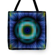 Circle Square Tote Bag