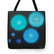 Circles Of My Mind Tote Bag