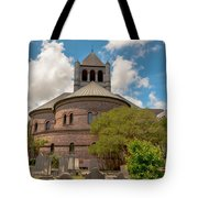 Circular Congregational Church  Tote Bag