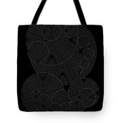 Circular Sunday Inverse Tote Bag