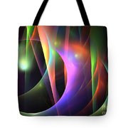 Circumference Tote Bag by Kim Sy Ok