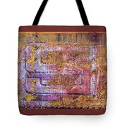 Circus Car S Tote Bag