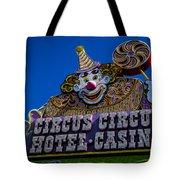 Circus Circus Tote Bag