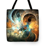 Cirrostratus Tote Bag by Kim Sy Ok