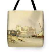 Citadel Of Sidon Tote Bag
