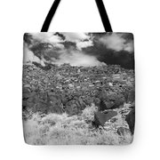 Citadel Pueblo West Wall Tote Bag