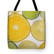 Citrus Slices Tote Bag