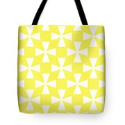 Citrus Twirl Tote Bag by Linda Woods