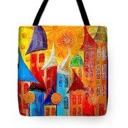 City 531-11-13 Marucii Tote Bag