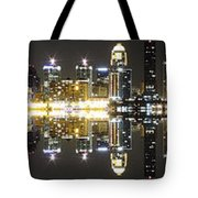 City Approach Panoramic Tote Bag