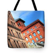City Architecture Kcmo Tote Bag