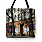 City Art Tote Bag