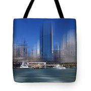 City-art Sydney Circular Quay Tote Bag