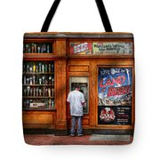 City - Baltimore Md - Explore The Land Of Beer  Tote Bag