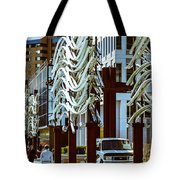 City Center-11 Tote Bag