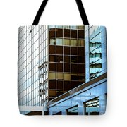 City Center-17 Tote Bag