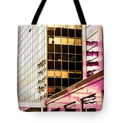 City Center -18 Tote Bag