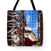 City Center-33  Tote Bag