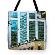 City Center-63 Tote Bag