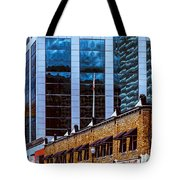 City Center-72 Tote Bag