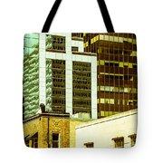 City Center-74 Tote Bag