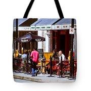 City Center-77 Tote Bag