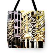 City Center-8 Tote Bag