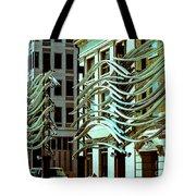 City Center-9 Tote Bag