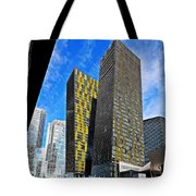 City Center Place Tote Bag