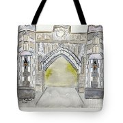 City College Of New York Tote Bag