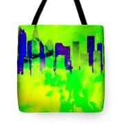 City Colors Tote Bag