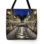 City Creek Fountain - 2 Tote Bag