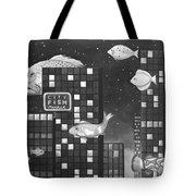 City Fish Edit 3 Tote Bag