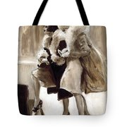 City Flappers Tote Bag
