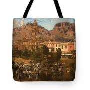 City Hall - Capetown 1917 Tote Bag