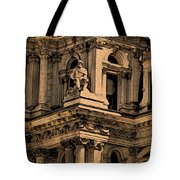 City Hall Closeup Tote Bag