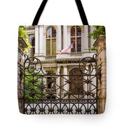 City Hall Gate Tote Bag
