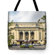 City Hall In Manila Philippines Tote Bag