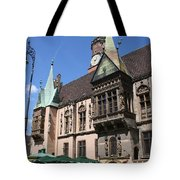 City Hall Wroclaw Tote Bag