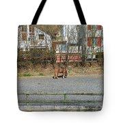 City Horse Tote Bag