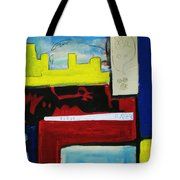 City Life Tote Bag